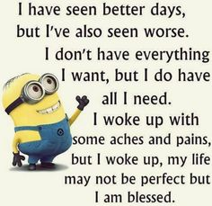 Credit cards with Minions pictures AM, Saturday November 2015 PST) - 10 pics - Minion Quotes Life Quotes Love, Cute Quotes, Great Quotes, Funny Quotes, Humor Quotes, Positive Quotes, Motivational Quotes, Inspirational Quotes, Positive Affirmations