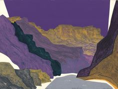 The Sacred Land: Printmaking Works by John Ross and Clare Romano (2/2)