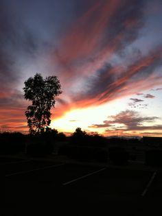 Glendale, Arizona Pick I took with my iphone4