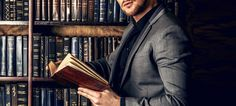 47 Fashion And Style Books Every Man Should Read - http://www.fashionbeans.com/article/fashion-style-books-men/