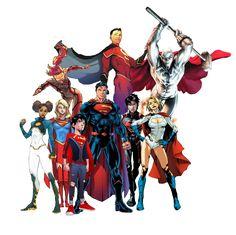DC Families: Metropolis' Finest