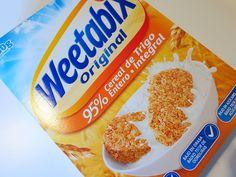 Receitas de Dieta: Weetabix - Análise