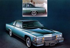 1979 Cadillac Coupe Deville by That Hartford Guy, via Flickr