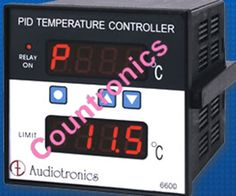 Best and high quality temperature controller by countronics.