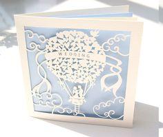 Hummingbird Card Company - wedding stationery