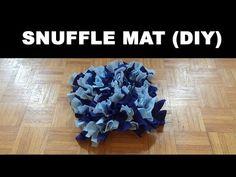 Comment fabriquer un SNUFFLE MAT pour votre chien - Tutoriel - YouTube