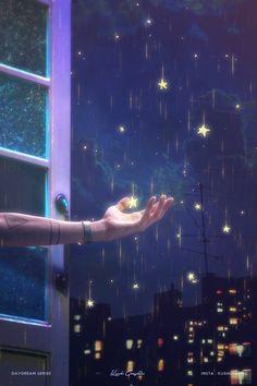 Al fin lluvia de estrellas