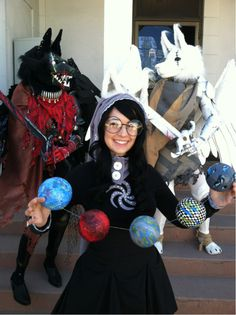 Homestuck Cosplay! by SavedChicken.deviantart.com on @deviantART