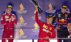 GP SIN 2019 : 53ÈME VICTOIRE EN CARRIÈRE POUR VETTEL – Prono-formule1.com Mercedes Amg, Aston Martin, Grand Prix, Ferrari, Mick Schumacher, Red Bul, Courses, F1, Singapore