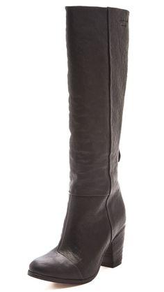 Knee High Newbury Boots by Rag & Bone #Boots #Rag_&_Bone