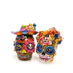 Mexican folk art Day of Dead and Halloween by ThatsPrettyAwesome, $395.00