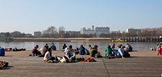 spring in Antwerpen