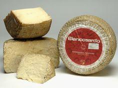 Bianco Sardo, a sheep's milk cheese from Sardinia, Italy.