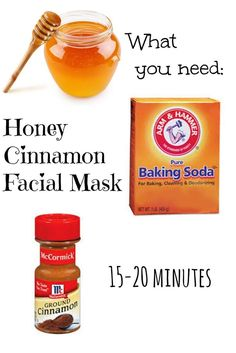 Ambiguously Me: Honey Cinnamon Face Mask: A Facial You Can Eat. Leaves skin smooth and does a good jobs at getting rid of blackheads. Always leaves skin with nice glow:) Homemade Acne Mask, Diy Acne Mask, Homemade Facials, Homemade Beauty, Diy Beauty, Fashion Beauty, Homade Face Mask, Face Mask Diy, Beauty Pie