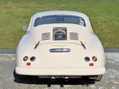 #Porsche #356 A #Carrera #1500 GS/GT Coupé #Reutter