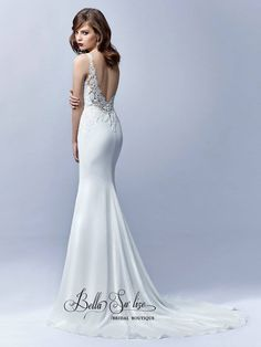 343a4718b7eb We are so excited to introduce our brand new Beautiful by Enzoani 2017   amp  2018