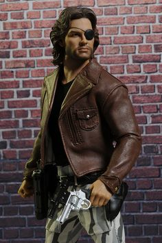 Sideshow Snake Plissken Escape from New York action figure