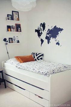 Colores, muebles y combinaciones para dejar atrás las habitaciones infantiles y darles un aire más moderno.