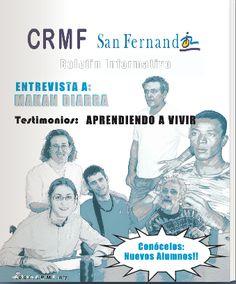Nº 7 del Boletín Informativo del #CrmfSF  #Socpsf http://es.calameo.com/read/0002653979eb9b75df8b9 #BoletinesCrmfsf