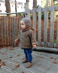 CHATAIGNE BY AURELIE LECUYER   MilK - Le magazine de mode enfant