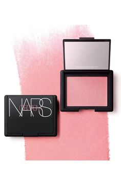 This iconic blush by NARS is an all-time favorite.
