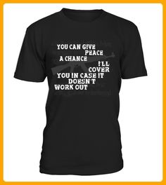 Give peace a chance Womens TShirts - Oktoberfest shirts (*Partner-Link)