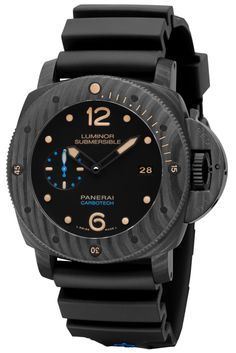 Luminor Submersible 1950 3 Days chrono Flyback