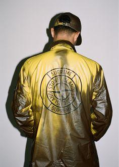 Collab Stone Island X Supreme Pour Printemps/Été 2016 - Essential Homme Beastie Boys, Coachella, Stone Island Jacket, Mode Hip Hop, Camouflage, Stone Island Shadow Project, Italian Outfits, Italian Clothing, Crew Shop