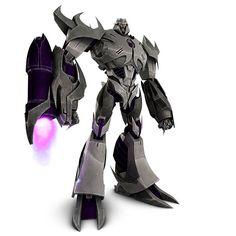 All hail Knockout!!! Not Megatron