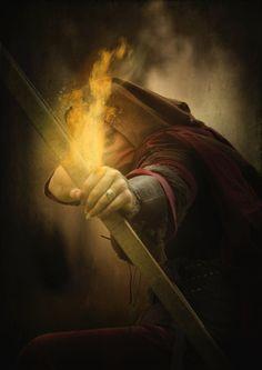Fire Archer by ~Madvidart on deviantART