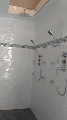 modern shower rain shower heads body jets and hand helds glass deco