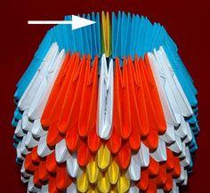 14 3D Origami Matryoshka