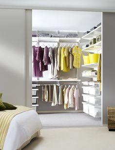 vaatehuone / walk in closet