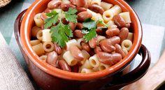 Pasta e fagioli? Ecco come farla!  #LeIdeediAIA #AIA #pasta #pastaefagioli #primo #primi piatti #cucina #cucinare #cucinaitaliana #ricette #ricettario #recipe #recipes