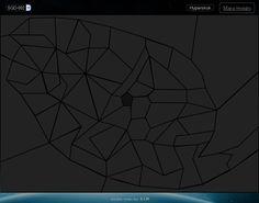 Mapa pre jednoduchšie ovládanie Hyperpohonu