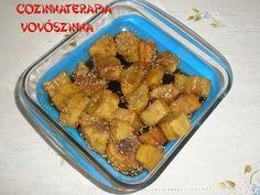Cozinhaterapia Vovoszinha: Salada  de batata doce com shoyo e gergelim