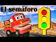 El Semáforo - Barney El Camion - Canciones Infantiles Educativas - Video para niños # - YouTube