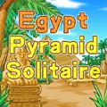 Egypt Pyramid Solitaire - http://www.allgamesfree.com/egypt-pyramid-solitaire/  -------------------------------------------------  Pyramid Solitaire game: combine 2 cards to a total value of 13. An A=1, a J=11, a Q=12 and a K=13 (and can be removed as a single card).   -------------------------------------------------  #BoardGames, #MobileGames