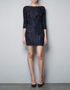 PRINTED DRESS - Dresses - TRF - ZARA United Kingdom