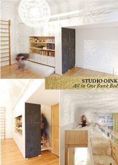Appunti di casa: Il design di STUDIO OINK