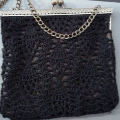 Bolso de ganchillo #ganchillo #crochet#bolso