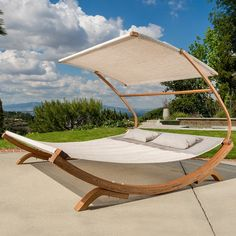 10 Outdoor Daybeds for a Lazy Afternoon Patio & Outdoor Furniture