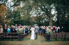Fall Wedding At Sweet Meadow Farm at Beech Creek