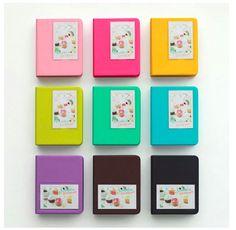 Mini Polaroid Photo Album Ver 3 for Fuji Instax Mini Cupid Gift Shop Polaroid Instax Mini, Polaroid Photo Album, Instax Mini Album, Fuji Instax Mini, Instax Mini Film, Fujifilm Instax Mini 8, Polaroid Photos, Polaroid Cameras, Polaroids