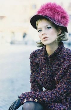 """""""Kate Moss in Chanel"""" https://sumally.com/p/1285258"""