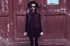 Violet E. | LOOKBOOK