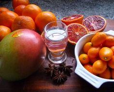 Orangen-, Kumquat- Mangomarmelade - Trudels glutenfreies Kochbuch, glutenfrei backen und kochen bei Zöliakie. Glutenfreie Rezepte, laktosefreie Rezepte, glutenfreies Brot