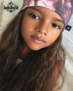 Keeike - 5 Years • West Indian & Caucasian (French) ❤ FOLLOW @beautifulmixedkids on instagram WWW.STYLISHKIDSAPPAREL.COM