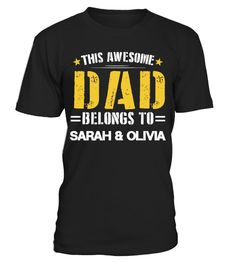 FATHER'S DAY - THIS AWESOME DAD BELONGS