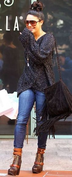 Shoes - Free People Jeans - Siwy Sunglasses - Marc Jacobs Purse - Ember Skye